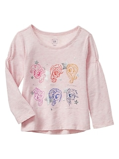 babyGap &#124 Hasbro&#169 My Little Pony Embellished T-Shirt