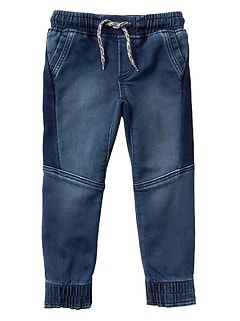 Superdenim Joggers with Fantastiflex