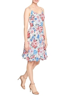 Cami Fit and Flare Dress