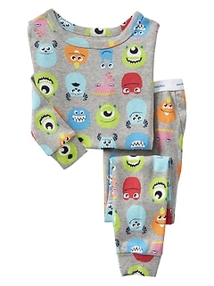 babyGap &#124 Disney Baby Monsters Sleep Set