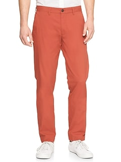 Slim Lightweight Pants in Chino