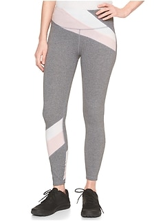 GapFit gFast Spliced Yoga Leggings