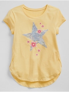 Flippy Sequin T-Shirt