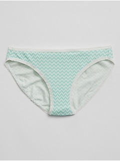 Stretch Cotton Bikini