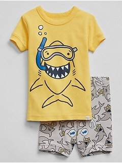 Shark Short Sleeve Set