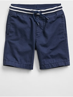 "4.5"" Pull-On Shorts"