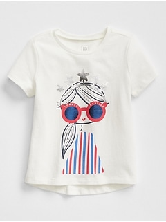 Graphic Short-Sleeve T-Shirt