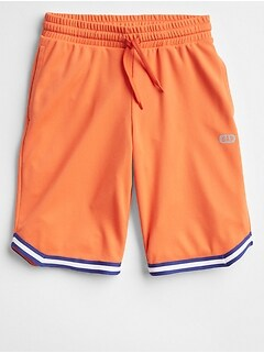 GapFit Kids Mesh Shorts