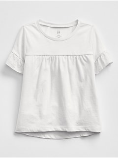 Short-Sleeve Flutter T-Shirt