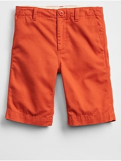 "8.5"" Everyday Shorts in Twill"