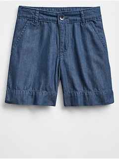 "3.5"" Shorts in Chambray"