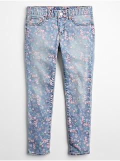 Wearlight Favorite Jeggings in Floral Print