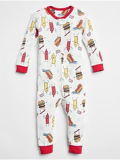 Barbecue One-Piece