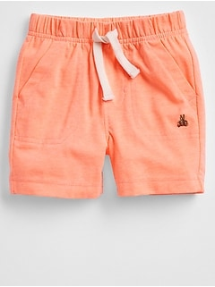 Brannan Bear Pull-On Shorts