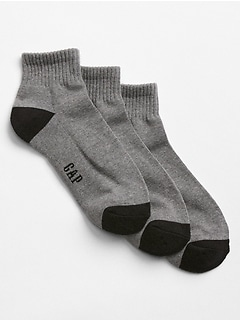 Colorblock Socks (3-Pack)