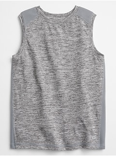 GapFit Kids Colorblock Tank Top