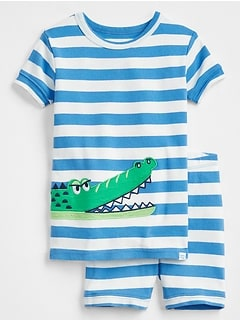 Gator Short Sleep Set
