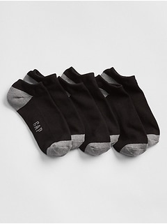 Colorblock Ankle Socks (3-Pack)