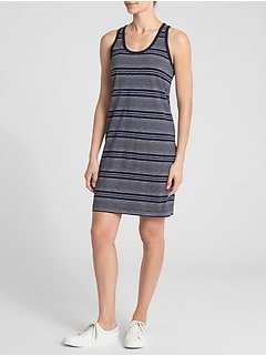 Tank Dress in Slub