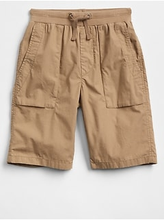 "8.5"" Utility Pull-On Shorts"