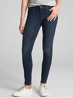 Mid Rise Jeggings