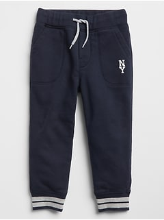 Toddler Gap Logo Joggers In Fleece