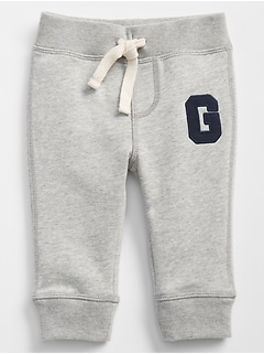 Logo Pull-On Pants