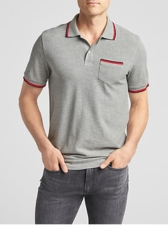 Multi Tipped Polo