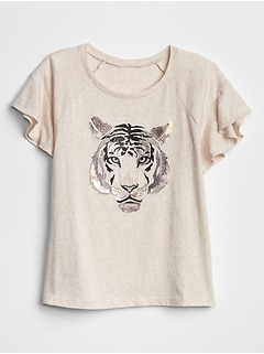 Graphic Flutter t-Shirt