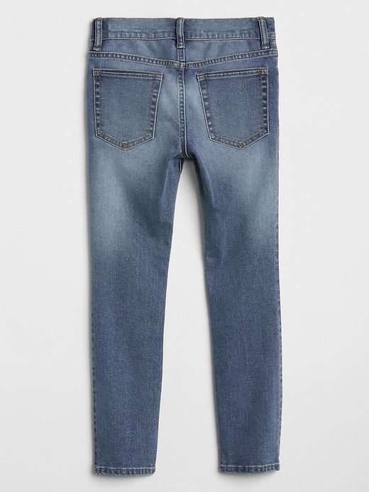 Kids Skinny Jeans with High Stretch