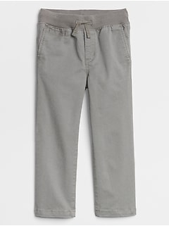 Toddler Pull-On Khakis