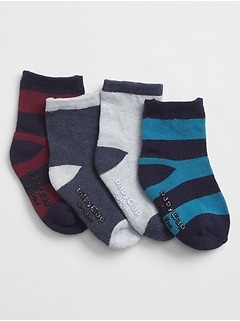 Print Socks (4-Packs)
