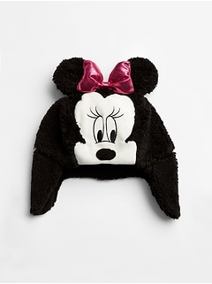 babyGap&#124 Disney Baby Minnie Mouse Trapper Hat