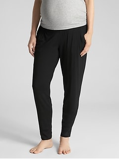 Maternity Sleep Pants in Modal