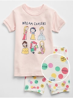 babyGap&#124 Disney Short PJ Set