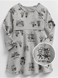 babyGap&#124 Disney Minnie Mouse and Mickey Mouse Dress