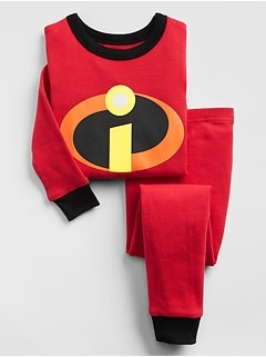 Babygap &#124 Disney Baby The Incredibles Pajama Set