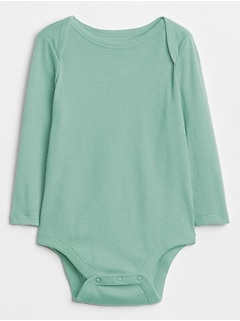 Always On Essentials Long Sleeve Bodysuit