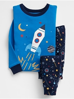 Rocket Pajama Set