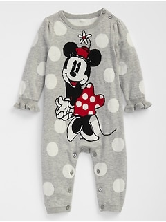 babyGap&#124 Disney Minnie Mouse One-Piece