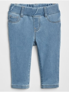 Pull-On Jeggings in Stretch