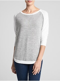 Softspun Raglan Tunic