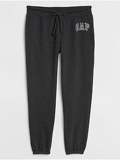 Logo fleece sweats