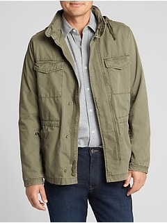 Fatigue Jacket in Cotton