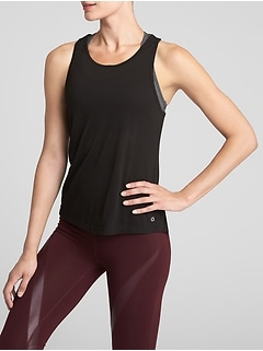 GapFit Strappy Tank Top