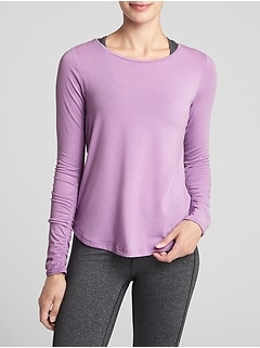 GapFit Long Sleeve T-Shirt
