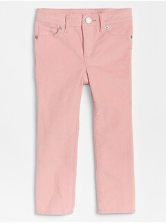 Pink Skinny Cords