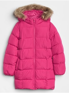 Warmest Long Puffer Jacket