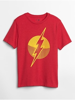 GapKids | DC™ Flash T-Shirt in Jersey