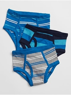 babyGap Stripe Underwear (3-Pack0